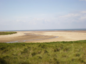 Photo: Norfolk Coast Path - From Holme to Brancaster - The beach near Gore Point