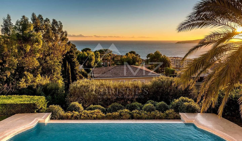Villa avec piscine et jardin Cap-d'Ail
