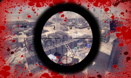 Army sniper assassin target 3d 4.0 screenshot 63442