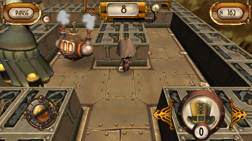Steampunk Adventure Lite- screenshot