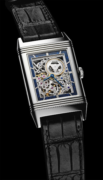 Photo: Grande Reverso Ultra Thin SQ. Learn more on http://bit.ly/GSoPDR