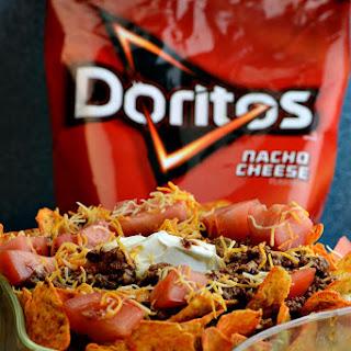 Doritos Taco Salad for a Crunchy Change