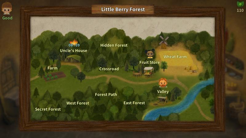 A Tale of Little Berry Forest: Fairy tale game Screenshot 14