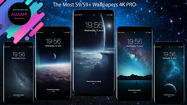 Download Wallpapers 4K For S9 | Backgrounds Ultra HD by