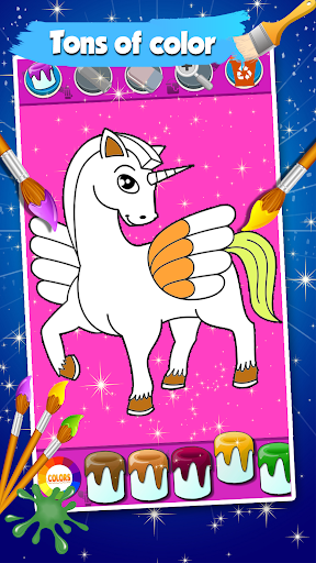 Download Sparkles Unicorn Coloring Pages Free For Android Sparkles Unicorn Coloring Pages Apk Download Steprimo Com