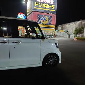Nボックスカスタム JF4 のカスタム事例画像 👿静岡のやんちゃな白エヌボ👿さんの2021年01月16日00:59の投稿