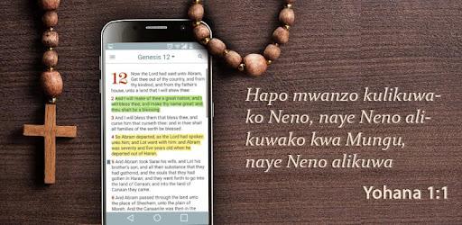 Biblia Takatifu On Windows Pc Download Free 1 3 Biblia Takatifu Kiswahili