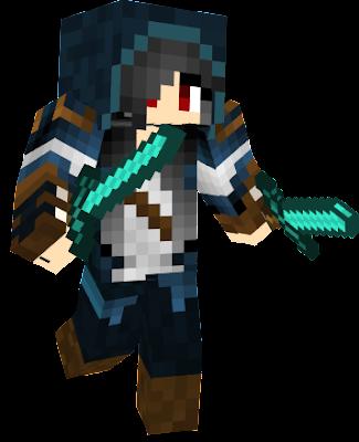 Assassin Girl Nova Skin - Assassin skins fur minecraft