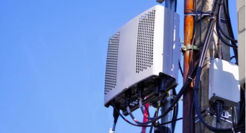 Base transceiver in a 5G network