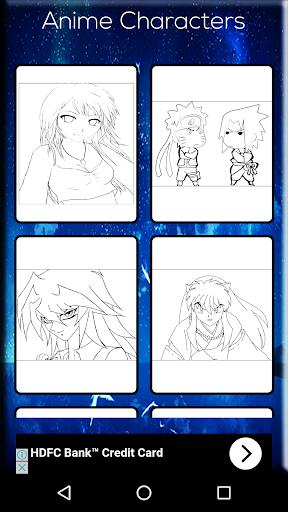 玩免費遊戲APP|下載Anime Coloring Book app不用錢|硬是要APP