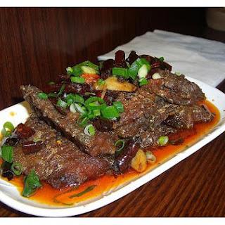 Asian Smoked Chicken