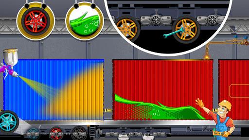 Build A Train : Craft & Ride 1.0.2 screenshots 8