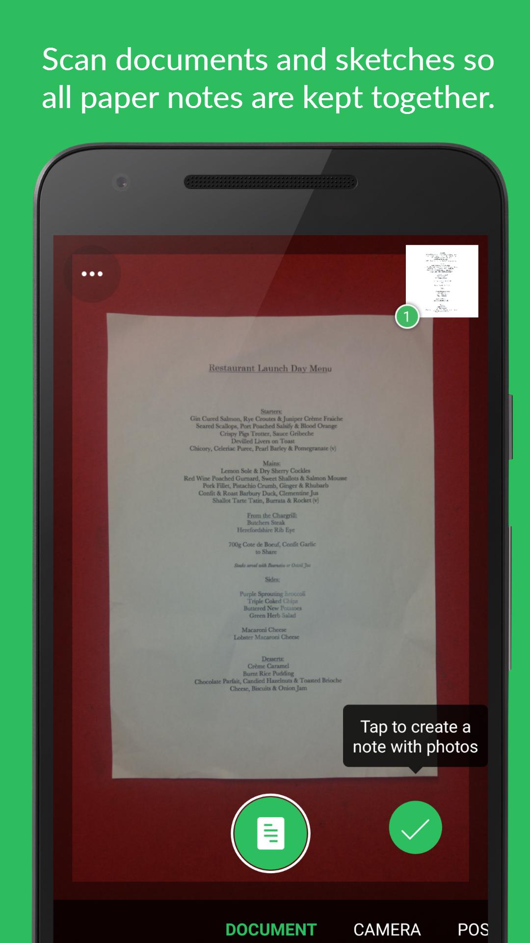 Evernote - stay organized. screenshot #6