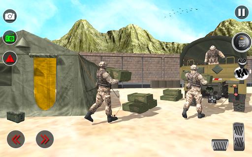 Mountain Truck Simulator: Truck Games 2020 apktram screenshots 1
