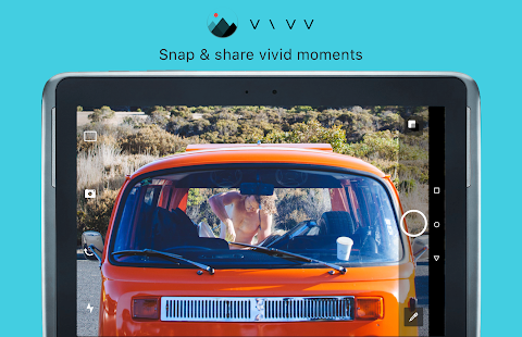 Vivv Free effects and filters- screenshot thumbnail