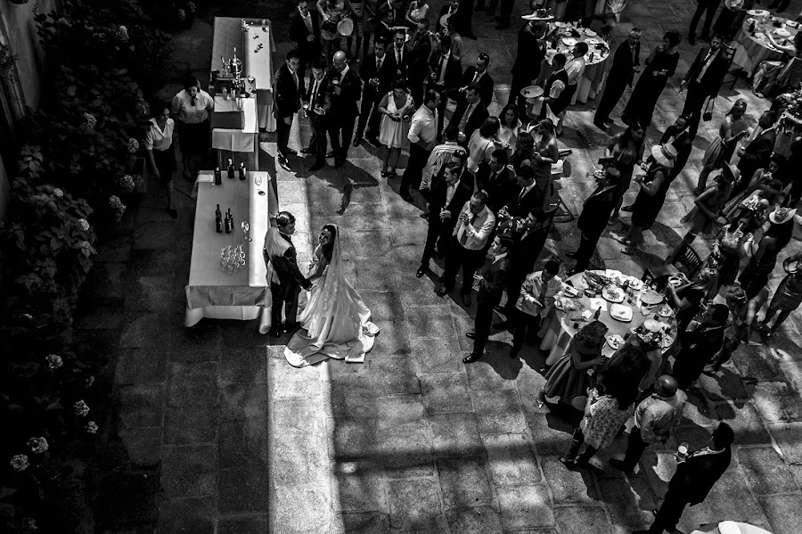 Wedding photographer Eliseo Regidor (EliseoRegidor). Photo of 16.11.2018