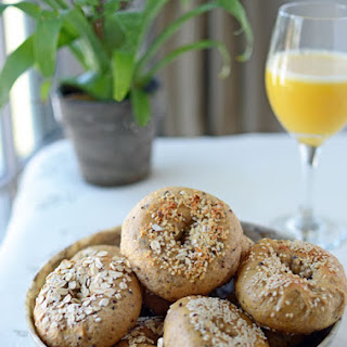 Whole Wheat Bagels and the Importance of Bulk Baking Recipe