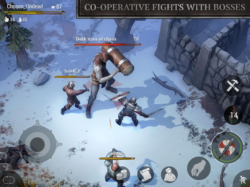 Frostborn: Coop Survival modavailable screenshots 11