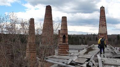 Photo: Мраморно-кирпичный завод