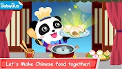 (APK) تحميل لالروبوت / PC Panda Chef, Chinese Recipes-Cooking Game for Kids تطبيقات screenshot