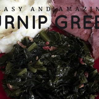 Turnip Greens.