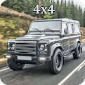 Real 4x4 Off-Road 3D icon