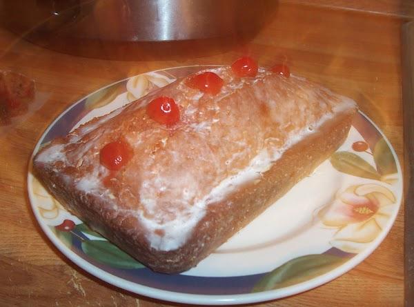 Cherry -pecan Bread Recipe