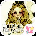 Alice Theme Cheerful Tea Party icon