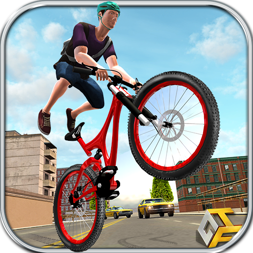 City Bicycle Stunts 2017 file APK for Gaming PC/PS3/PS4 Smart TV