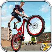 City Bicycle Stunts 2017