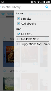 cloudLibrary- screenshot thumbnail