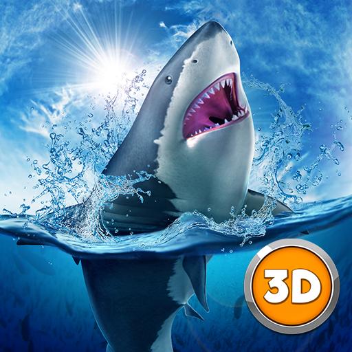 Great White Shark Simulator 3D