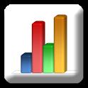 미니 엑셀 차트 icon