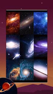 Tapeta Galaxie - náhled