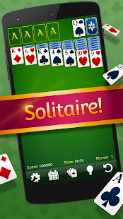 Solitaire - the best classic FREE CARD GAME