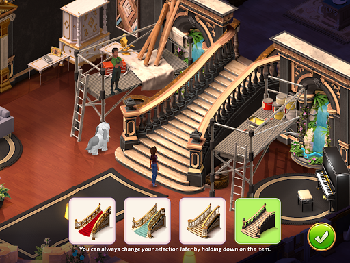 Ava's Manor - A Solitaire Story modavailable screenshots 18