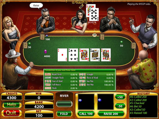 Texas Poker 1.6 6