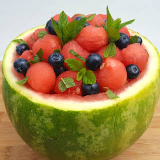 Watermelon Salad.