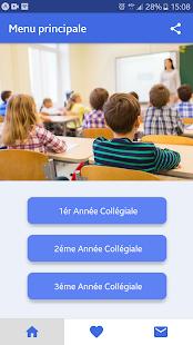 QCM-Cours en informatique for PC-Windows 7,8,10 and Mac apk screenshot 5