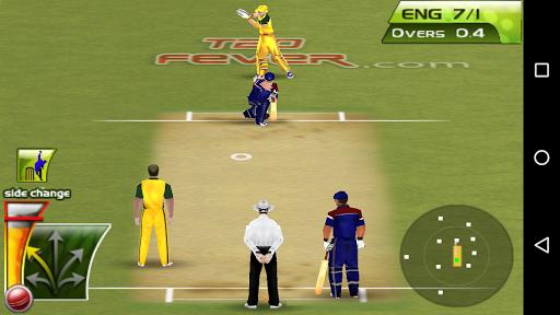 T20 Cricket Games ipl 2018 3D 1.6 screenshots 7