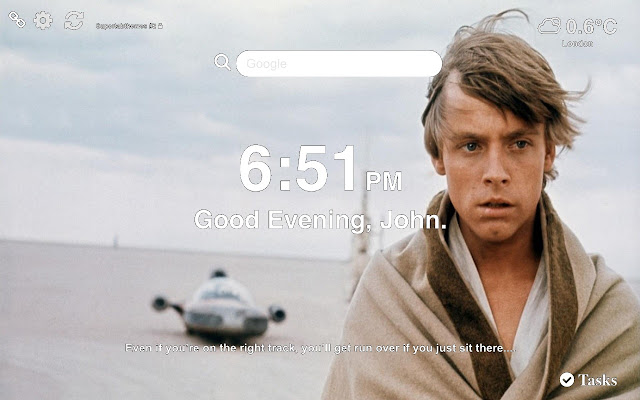 Luke Skywalker Wallpaper HD 2019
