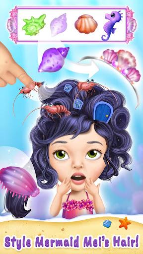 Sweet Baby Girl Mermaid Life - Magical Ocean World 4.0.1 screenshots 2