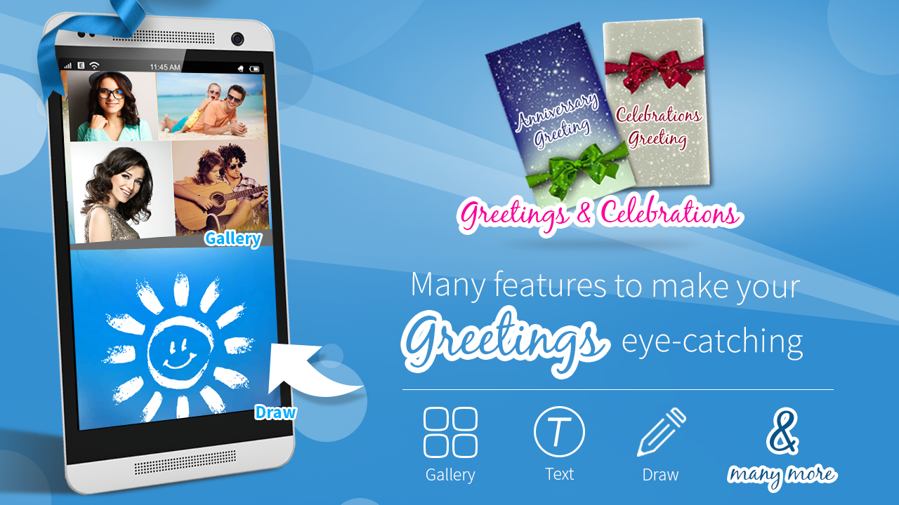 Greeting Card Maker- screenshot