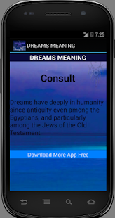 Dreams Meaning - náhled