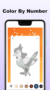Pokepix Color By Number – Art Pixel Coloring 3