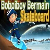 Bo2iboy Bermain Skateboard