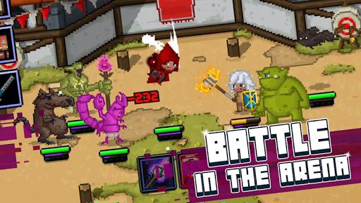 Bit Heroes: An 8-Bit Pixel RPG Quest screenshot