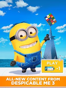 Minion Rush: Despicable Me Official Game- screenshot thumbnail