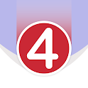 Drop Four: Connect Four Online Multiplayer icon