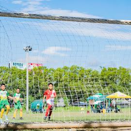 Goal! by Empty Deebee - Sports & Fitness Soccer/Association football ( davao city, football, soccer )